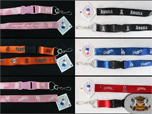MLB Licensed Team Lanyards