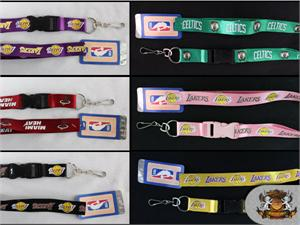 NBA Licensed Team Lanyards