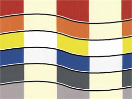 "Waterproof 4"" Deck Stripe Fabrics"