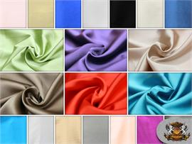 Poly Silk Satin Fabrics