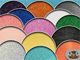 Glitter Arts and Crafts Vinyl Fabric