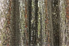 Sequin Micro Disc Fabrics