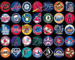 MLB Cotton Fabrics