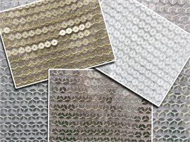Mesh Sequin Fish Scale Fabrics