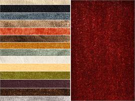 Chenille Upholstery Drapery Solid Fabric