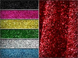 Sequin Confetti Stretch Fabrics