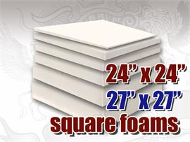 Square Foam Sheets