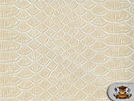 Fish Scale Vinyl Fabric By the Yard