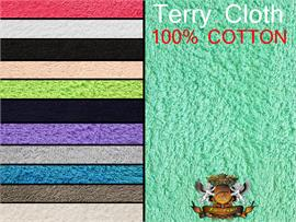 Terry Cloth Cotton Fabrics