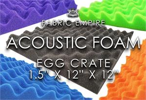 EGG CRATE 1.5x12x12