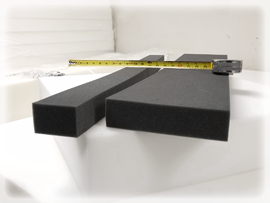 Upholstery Foam - in 15 different Densities and in any