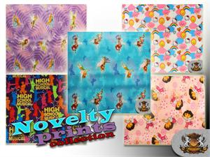 Novelty Prints Collection