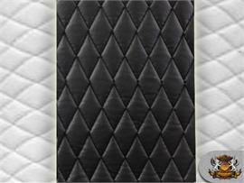 "Quilted Vinyl with 3/8"" FOAM Foam Backing Fabric"