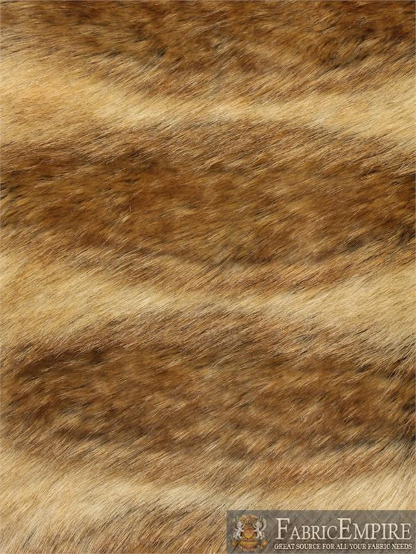 Faux Fur Fabric Long Pile Canadian Fox 60 Quot Wide Sold By