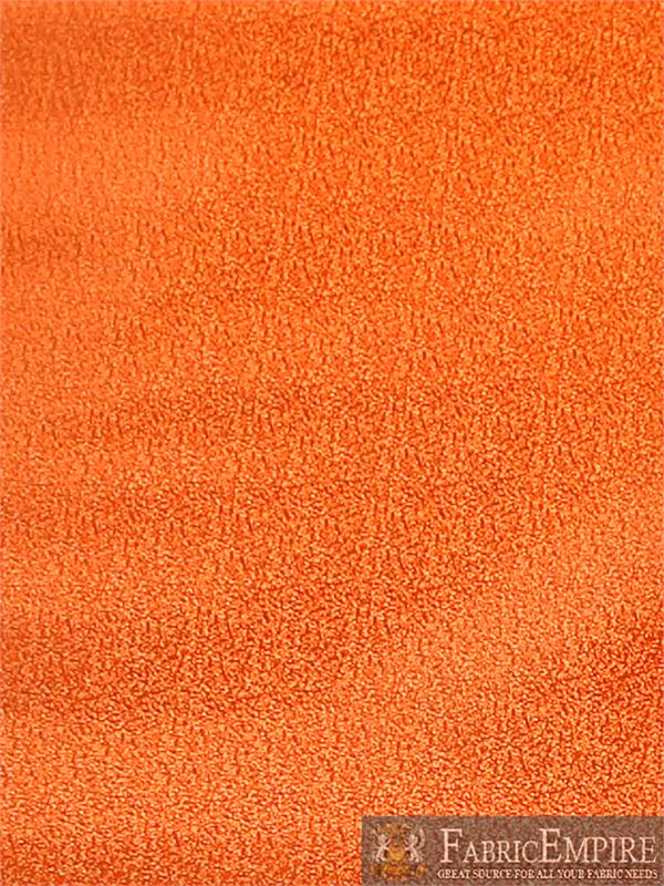 Small Sparkle ORANGE Vinyl Upholstery Hologram Glossy