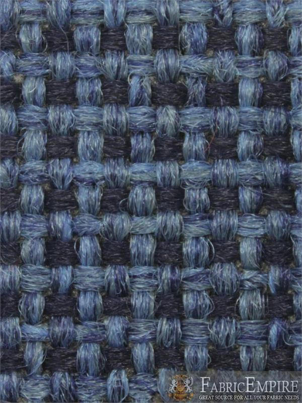 Denim Hawick Tweed Fabric Automotive General Upholstery 54 Wide