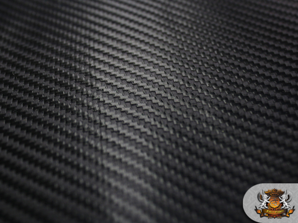 Vinyl Embossed Carbon Fiber Upholstery Fabric 54 Wide Sold By