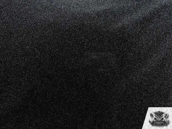 Vinyl Tolex Fabric Sparkle INFINITY BLACK Upholstery Sold
