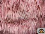 Faux Fur Long Pile Fabric