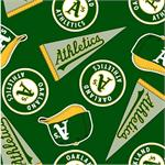 Licensed Sports Team Fabric