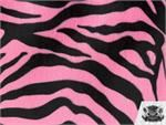 Velboa Printed Animal Pattern Fabric