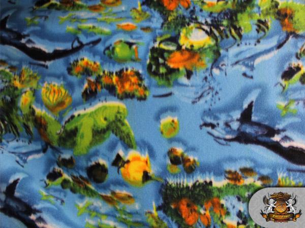 Fleece Sea Creatures Fabric by The Yard eBay