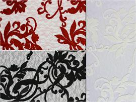 Sequin Guipure Floral Beyonce 48 Fabrics