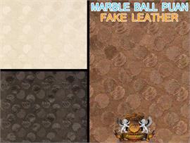 Vinyl Upholstery MARBLE BALL PUAN Fabric