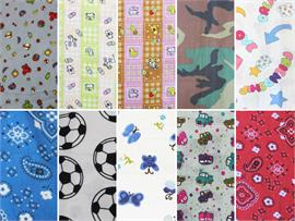 Polycotton Fabric Printed Miscellaneous