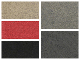 Synergy II Performer Suede Fabrics