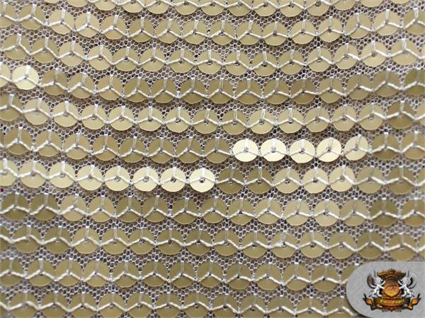 Mesh sequin fish scale fabric white 52 wide sold by for Fish fabric by the yard