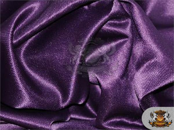 """60/"""" Wide Sold by the yard Satin L/'amour Solid Fabric MINT"""