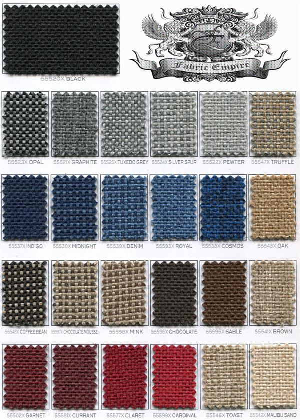 Hawick Tweed Fabric Automotive General Upholstery Swatch