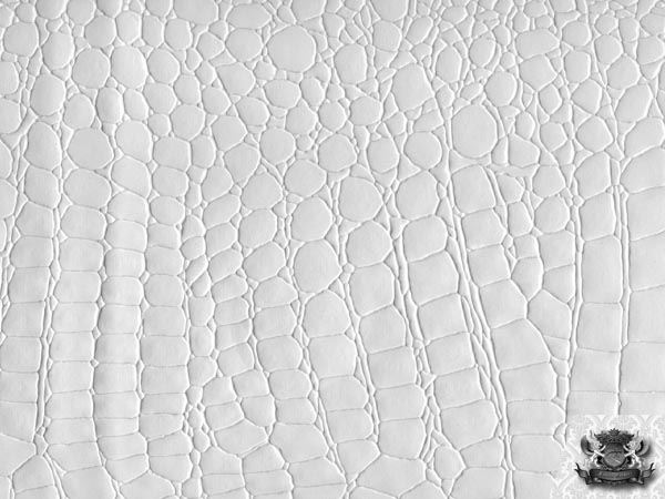 details about crocodile vinyl white fabric faux leather upholstery