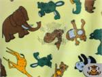 Fleece Animal Design Fabrics
