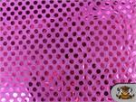 Sequin Dots Fabric