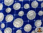 Sports Design Fleece Fabric