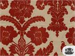 Printed Chenille Fabric